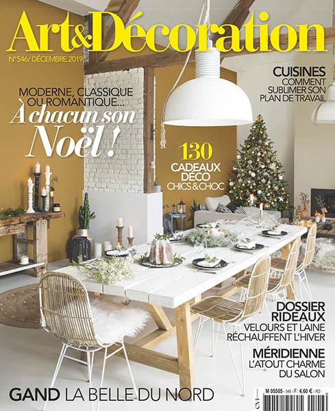 Arts et Décoration 2019