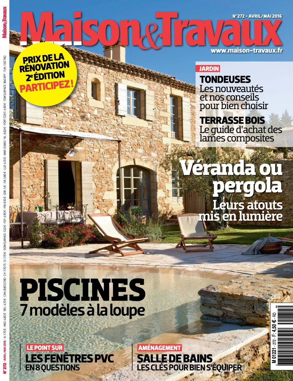 Maison & Travaux Maggio 2016