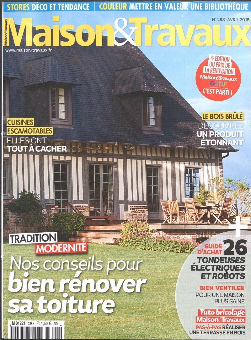 Maison et Travaux aprile 2018