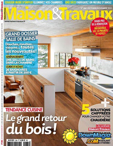 Maison et Travaux ottobre 2017