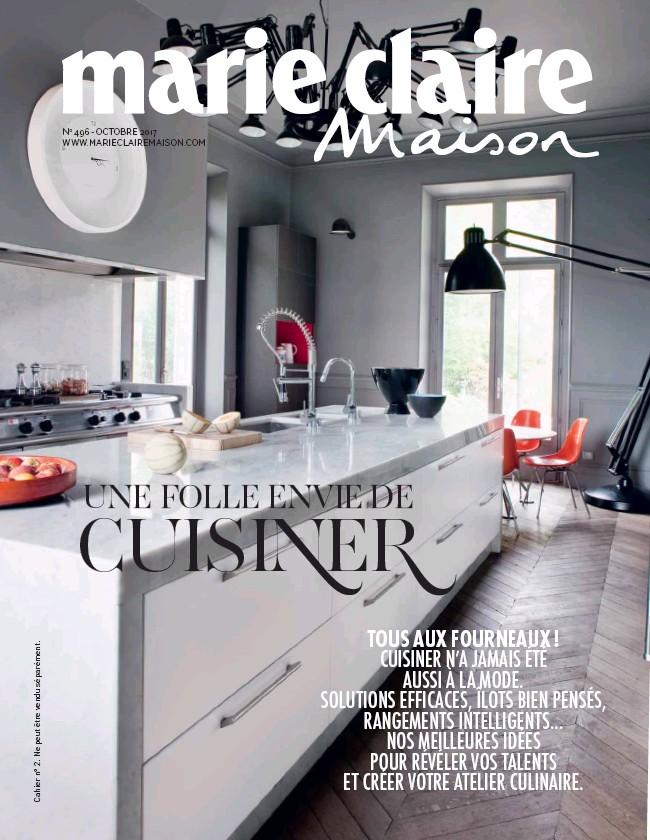 Marie Claire Maison ottobre 2017
