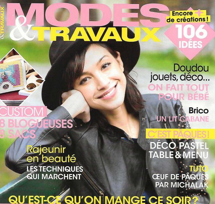 Modes & Travaux Aprile 2016