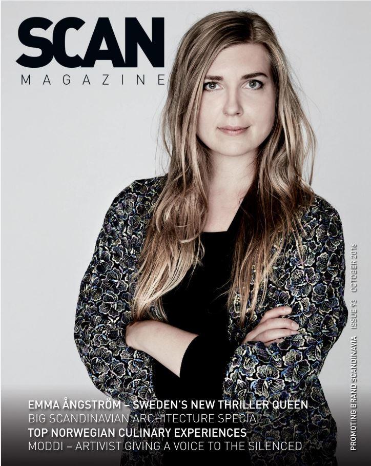SCAN magazine October 2016