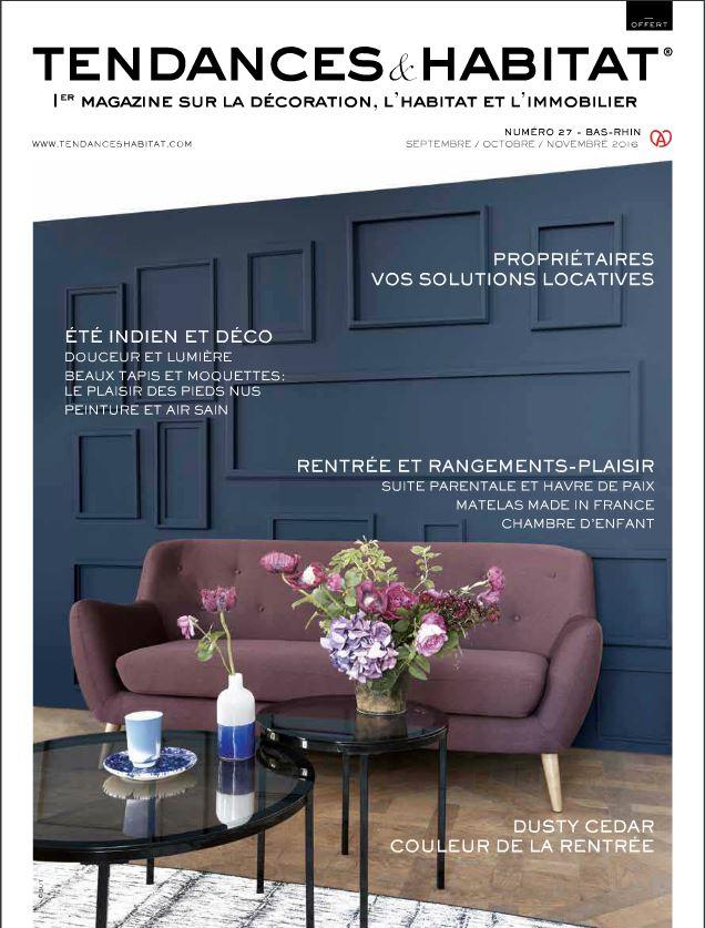 Tendance Magazine October November December 2016