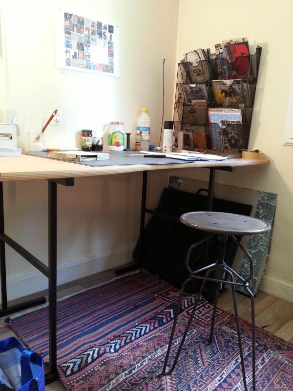Il mio porta documenti, ideale nel mio studio, fa invidia agli altri.......