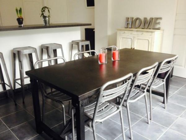 Il mio tavolo Kerizel in perfetta armonia con la mia casa!