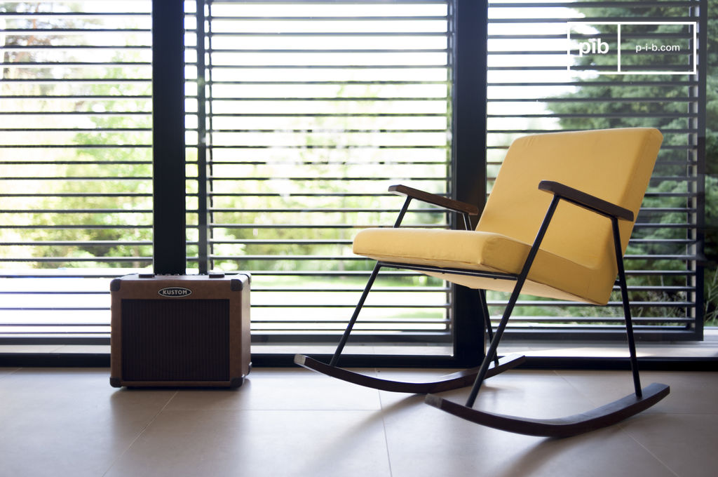 Sedia a dondolo hatol la compagna perfetta per i tuoi pib - La sedia a dondolo ...