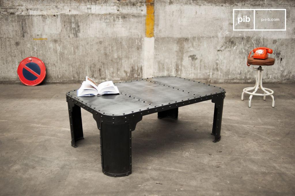Tavolino da salotto brigor tavolino industriale 100 pib - Salontafel saldi ...