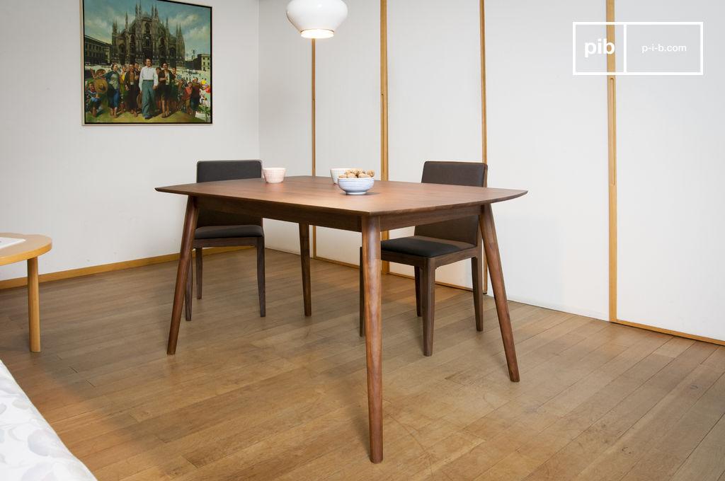 Tavolo da pranzo chinatown solido design elegante pib for Offerte tavoli da pranzo