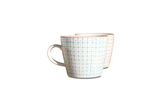 6 tazze in porcellana Brüni Foto ritagliata