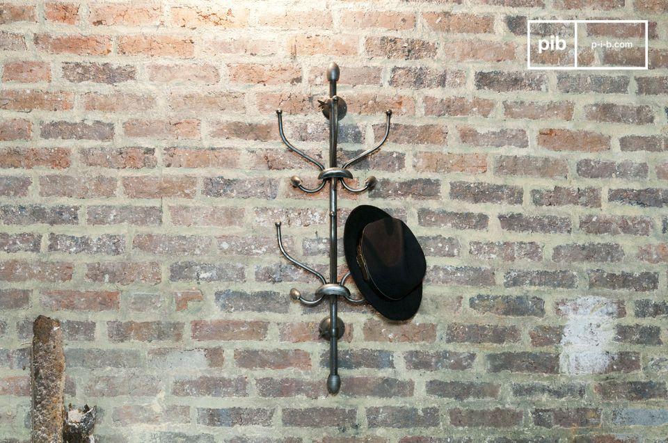 Appendiabiti da parete Parrot