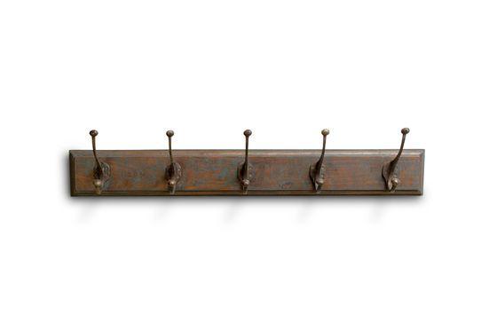 Appendiabiti patinato  a parete Choristes Foto ritagliata
