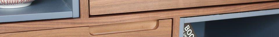 Materiali prima di tutto Armadio in legno Cassi