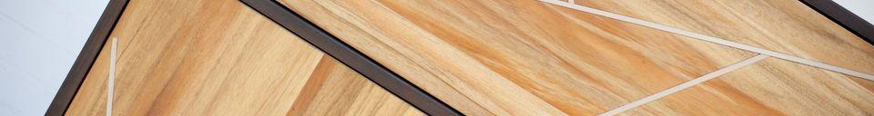 Materiali prima di tutto Armadio in legno Linéa