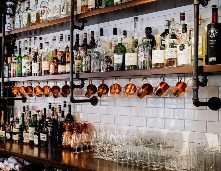 Come Creare Un Angolo Bar Secondo Lo Stile Della Tua Casa
