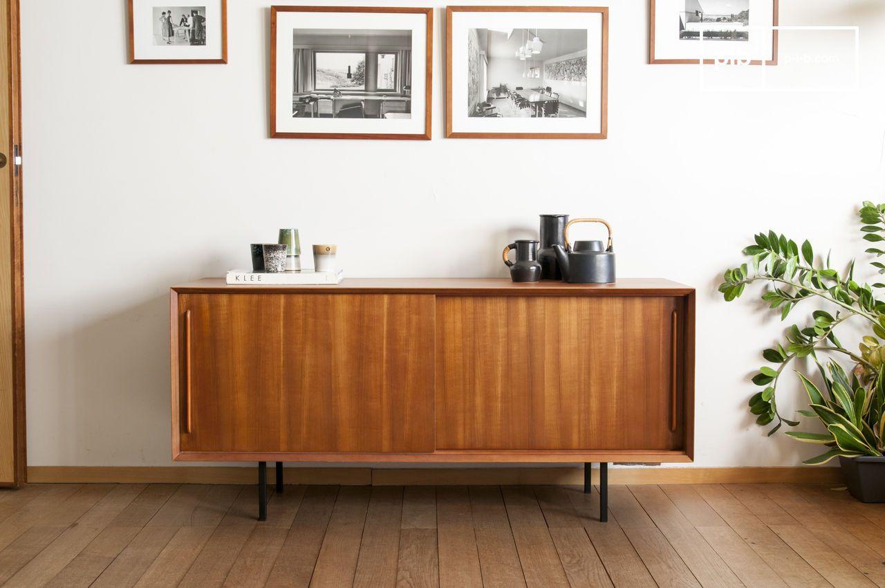 Design Scandinavo Anni 50 buffet scandinavo henrik