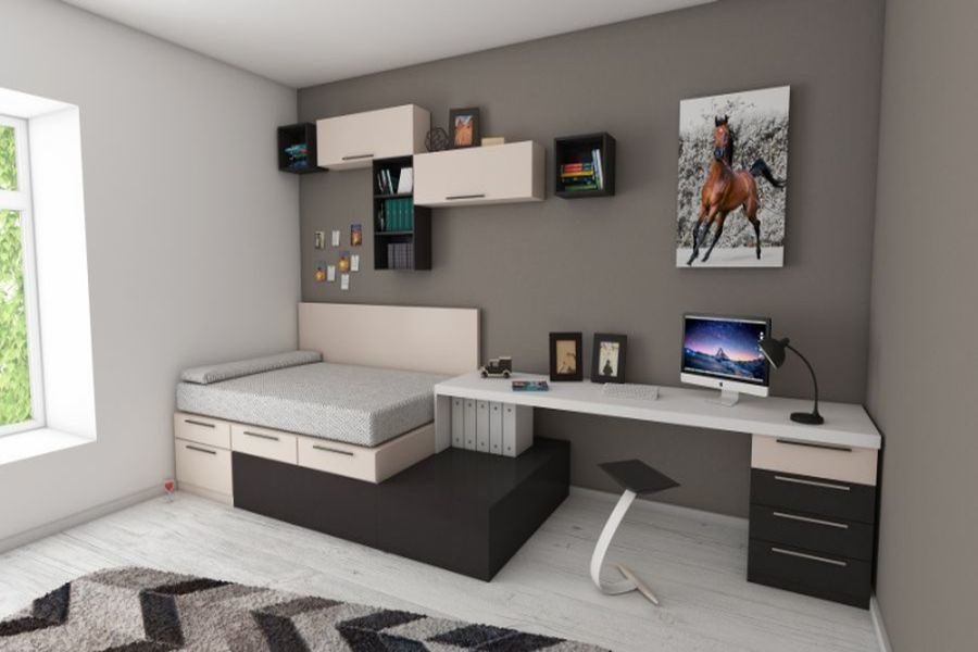 Mobili Salvaspazio Camera Da Letto : Mobili salvaspazio le migliori soluzioni per ogni stanza della casa