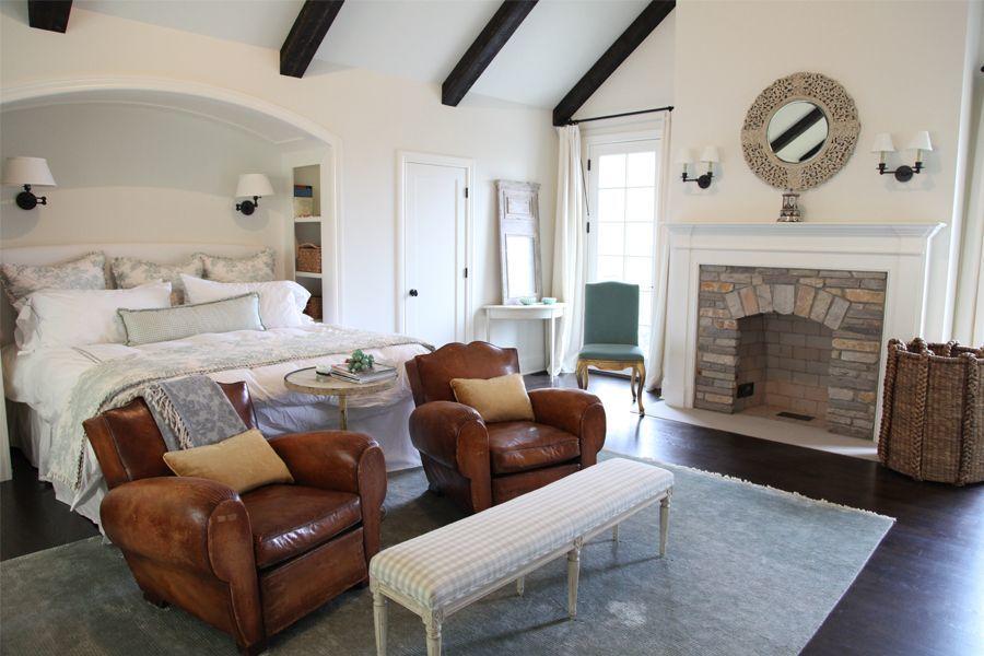 camere da letto moderne e tradizionale