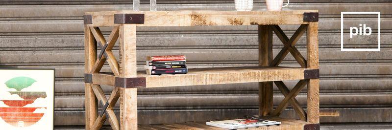 Carrelli da cucina in legno | pib