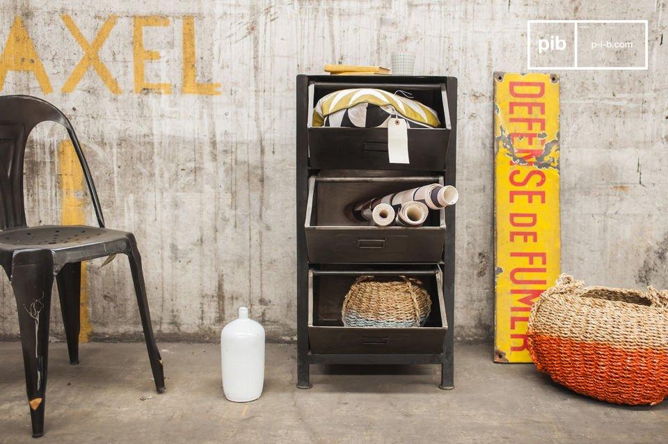 Hai bisogno di spazio per riporre i tuoi oggetti? Scegli un mobile dallo stile decisamente