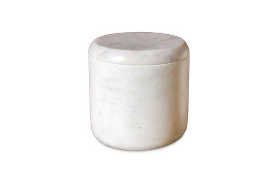 Cofanetto in marmo bianco Wäg Foto ritagliata