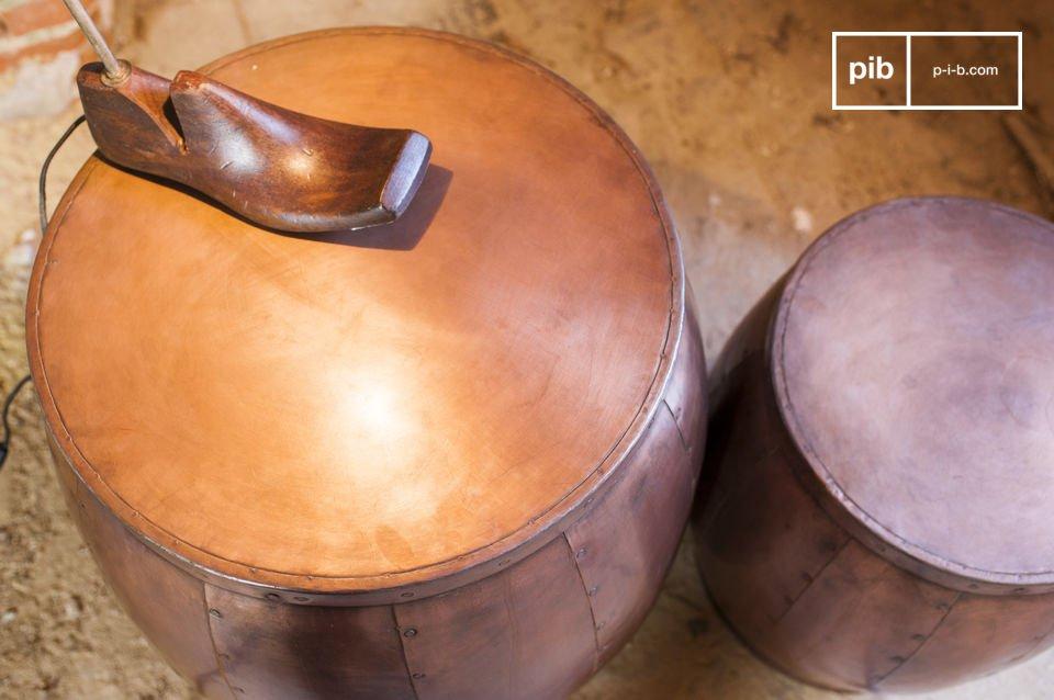 I due tavolini Cobré sono due mobili assolutamente unici