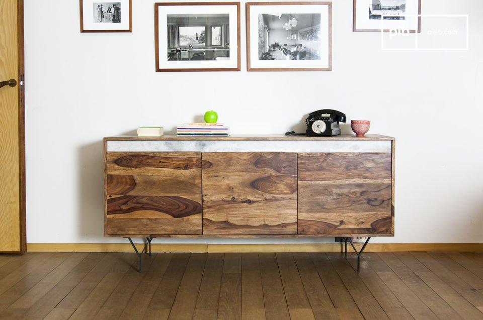 Credenza in legno Mabillon