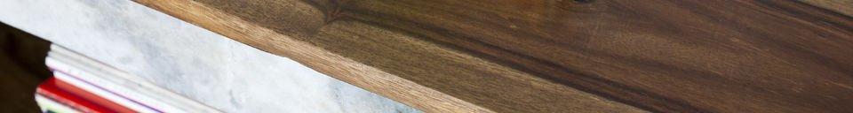 Materiali prima di tutto Credenza in legno Mabillon