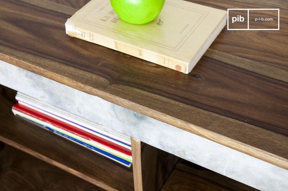 Credenza Con Piedi Alti : Credenza in legno mabillon spazio pratico ed elegante pib