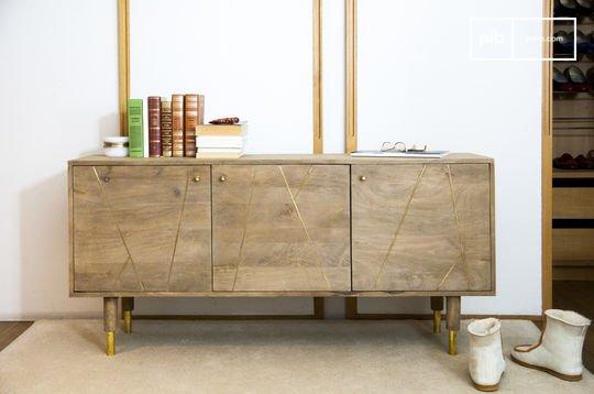 Credenza in legno Messinki