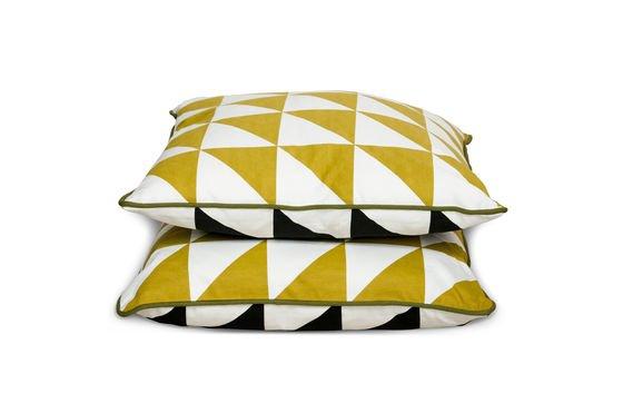 Cuscino Norway giallo zafferano Foto ritagliata