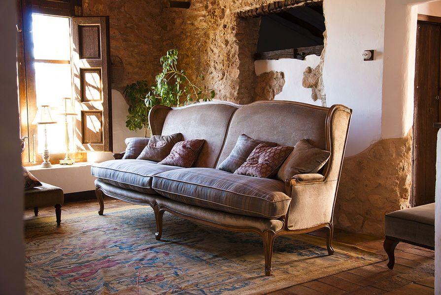 Stile country giocoso e romantico - Casa stile romantico ...