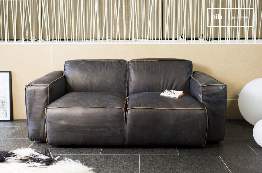 divani moderni in stile nordico
