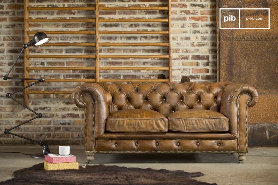 Divano Chesterfield Saint Paul