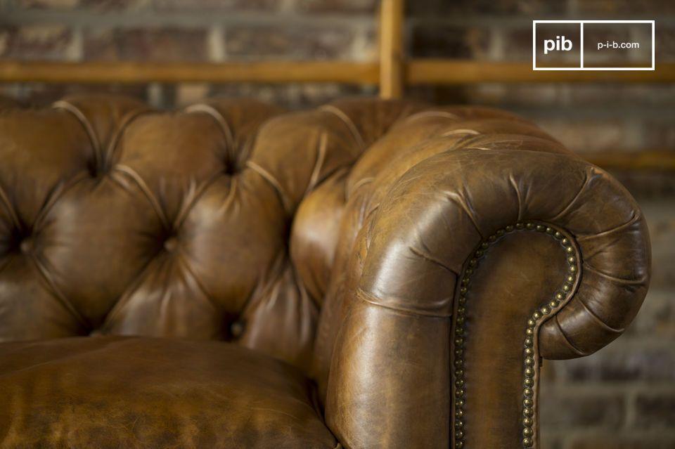 Inoltre questo divano è perfetto per due