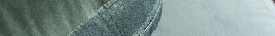Materiali prima di tutto Divano in velluto e marmo Carthy