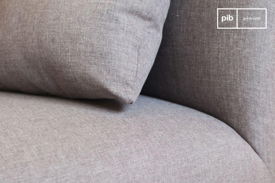 Per dare il tocco finale al comfort del divano Jackson