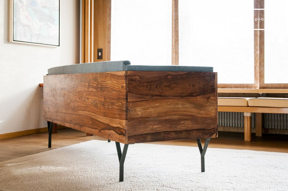 Il divano Mabillon porterà lo spirito scandinavo nel vostro salotto o nel vostro ingresso