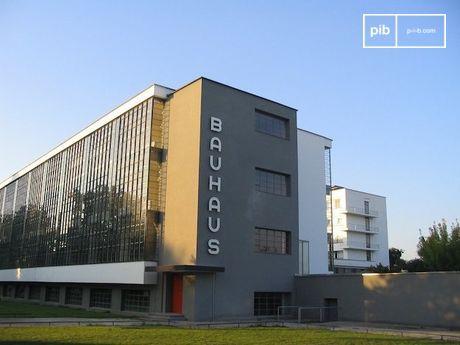 Edificio principale del Bauhaus