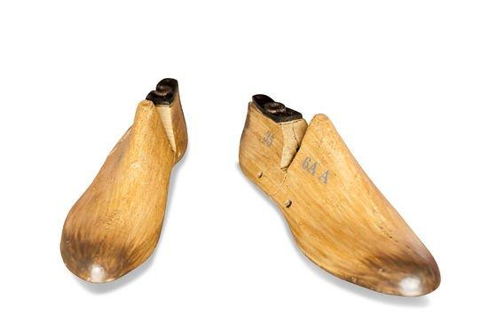 Fermalibri del calzolaio Foto ritagliata