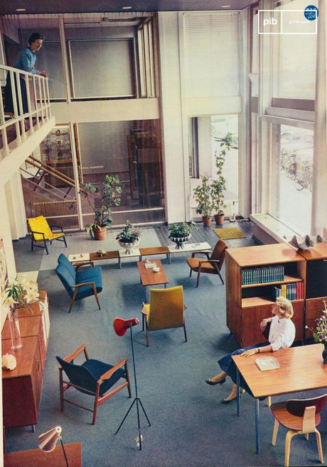 Gli anni '50 e '60 sono considerati il periodo d'oro dell'arredamento e del design d'interni