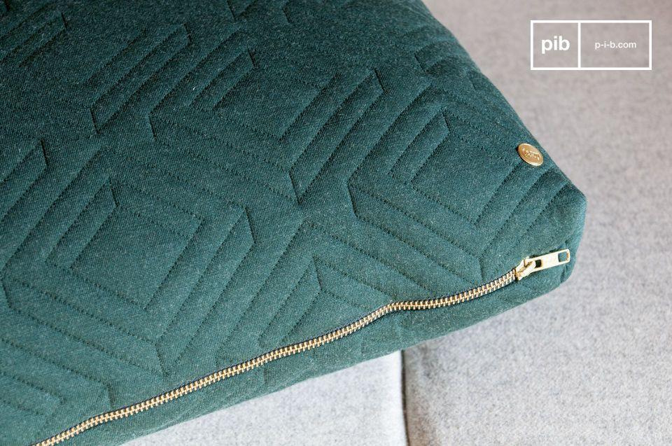 Un cuscino di grande tendenza, disponibile in più colori