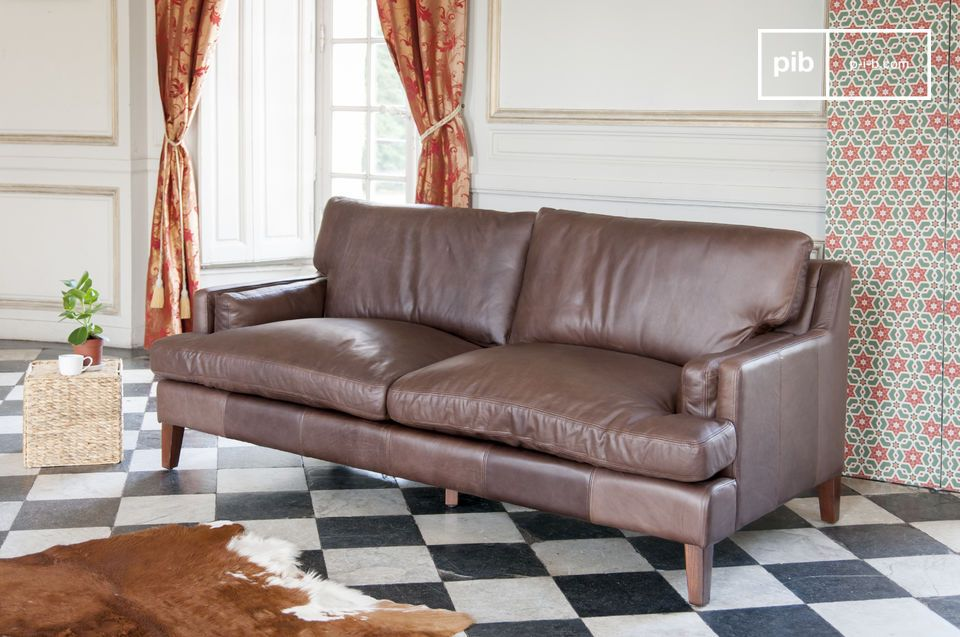 Grande dimensione, eccellente comfort e design senza tempo