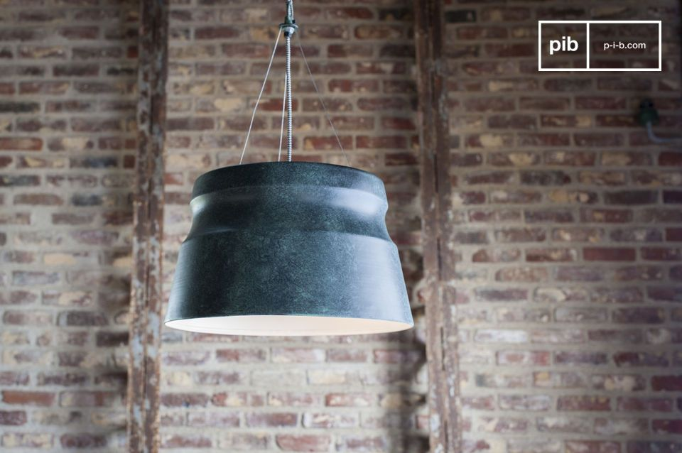Grande lampada a sospensione Borajupe