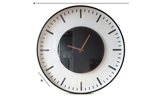 Dimensioni del prodotto Grande orologio della stazione di Amsterdam