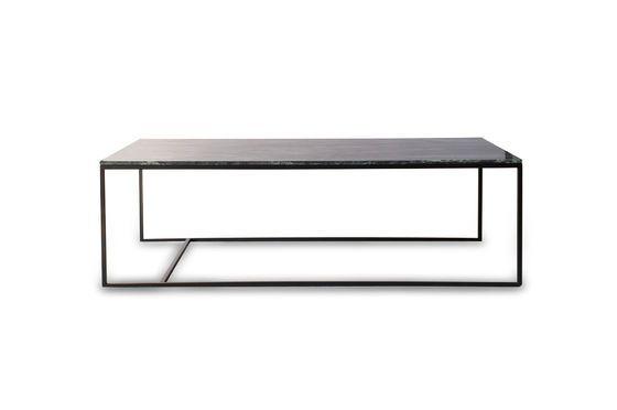 Grande tavolino in marmo verde Avedore Foto ritagliata