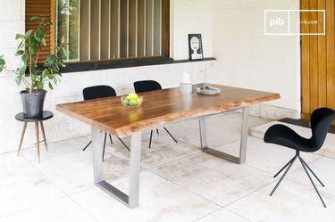 Grande tavolo da pranzo Avallan