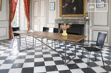 Grande tavolo da pranzo Queens