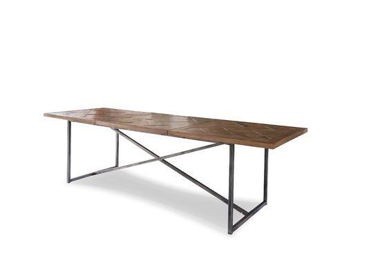 Grande tavolo da pranzo Queens Foto ritagliata