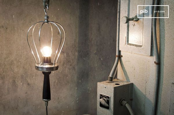 Industrial Duty Hand Lamp